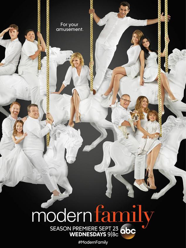 Modern Family, Poster