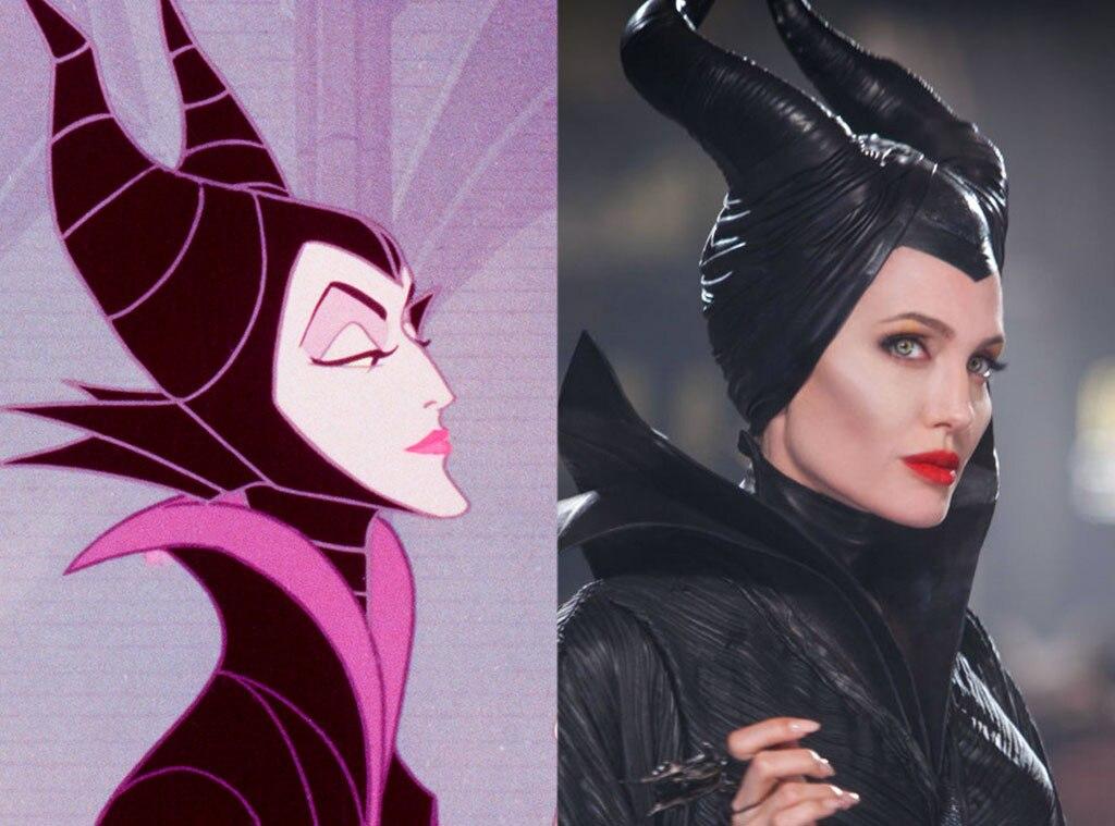 Sleeping Beauty From Animated Disney Vs Live Action Disney
