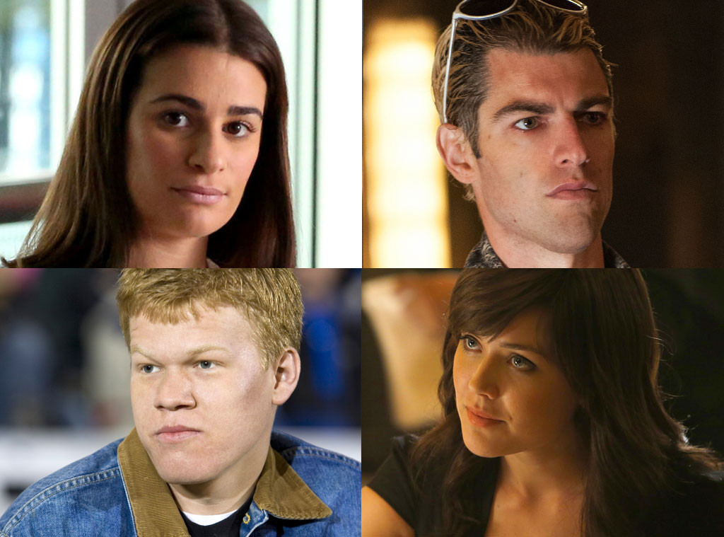 Fall TV's Most Shocking Transformations