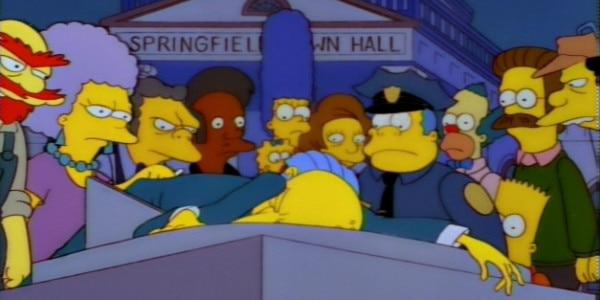 Novia Noche De Vestidos Plantilla Populares Con Homero