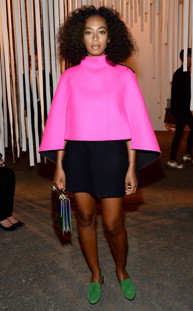 Solange Knowles, NYFW