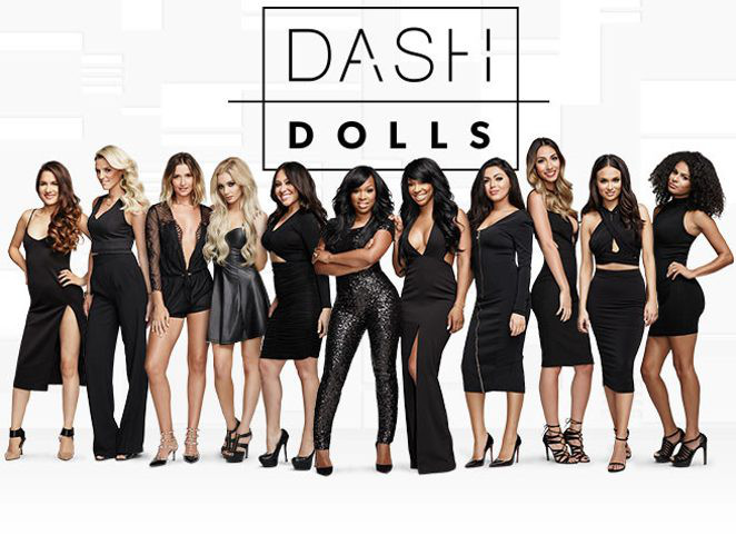 DASH DOLLS CAROUSEL
