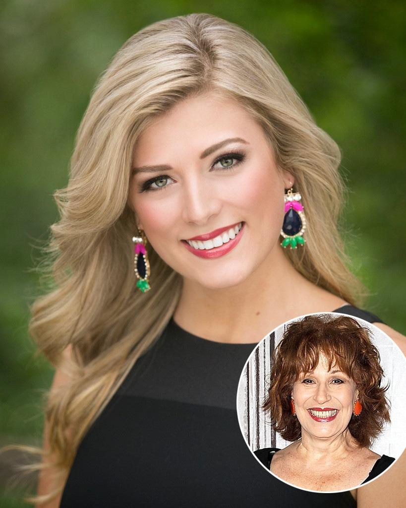 Miss Colorado, Miss America Pageant 2016, Joy Behar