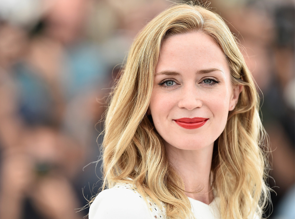 Emily Blunt, Cannes Film Festival