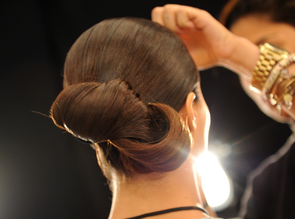 Hair, NYFW, Bun Upgrade