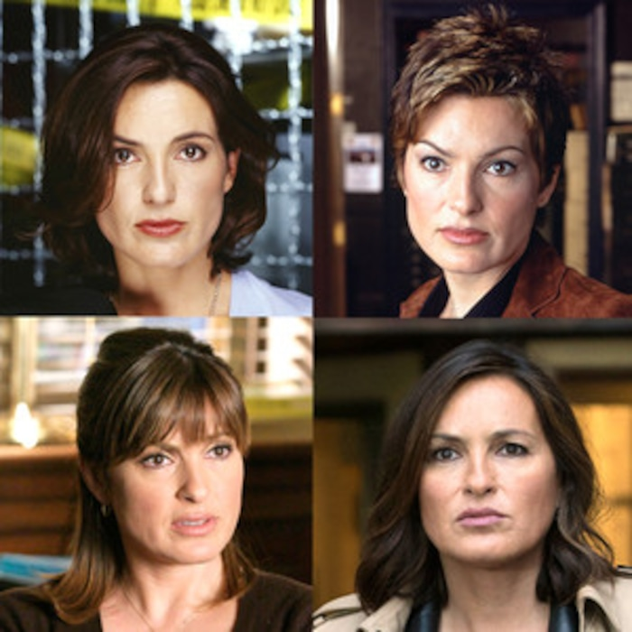 A Salute To 17 Seasons Of Law Order Svu And Olivia Bensons Hair