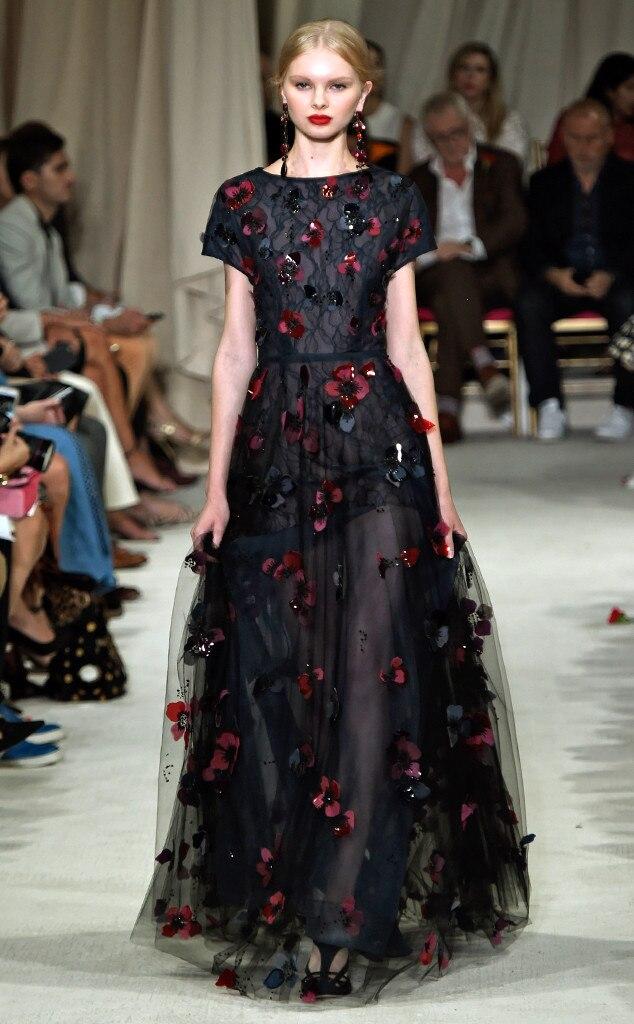 Oscar De La Renta, NYFW Best Looks