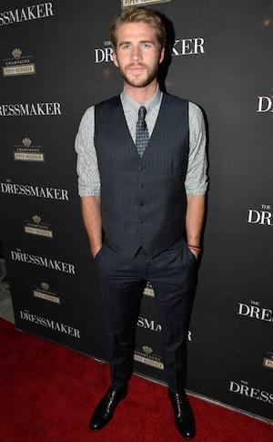 Liam Hemsworth, TIFF