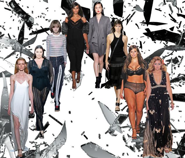 Body Diversity, Runway Models