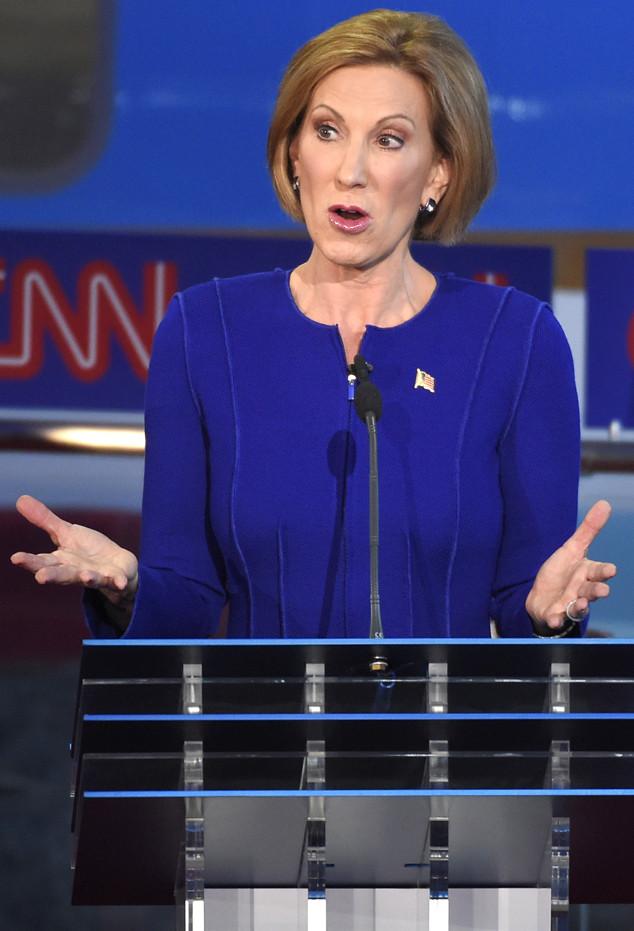 Republican Debate, Carly Fiorina