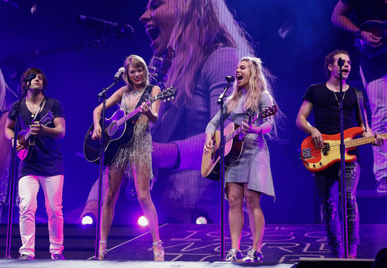Taylor Swift, The Band Perry,