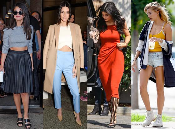Celebrity London Fashion Week Guide, Topshop
