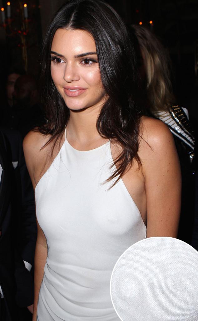 Kendall Jenner Has Her Nipple Pierced Just Like Kylie