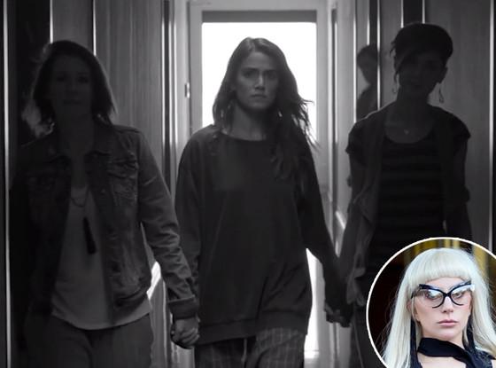 Nikki Reed, Lady Gaga, Til It Happens To You