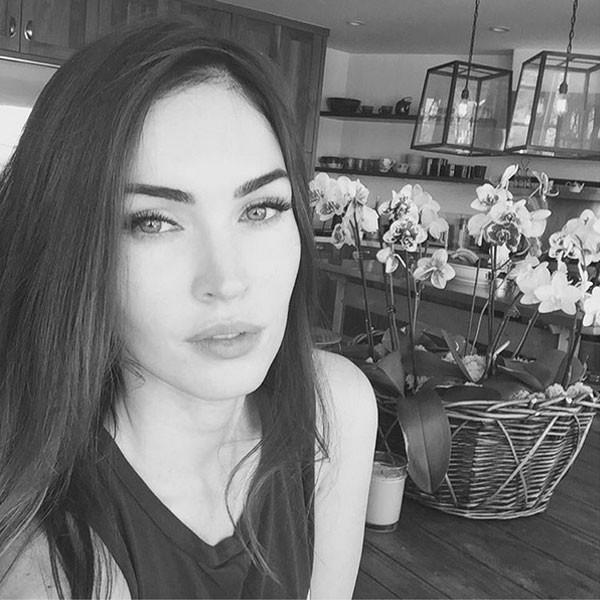 Megan Fox, Instagram