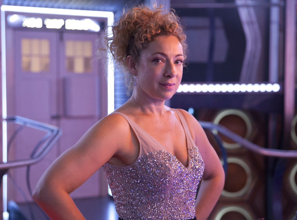 Alex Kingston, Doctor Who Christmas Special