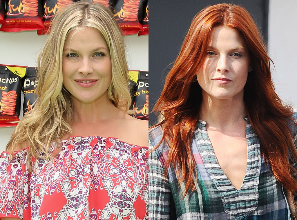 Ali Larter Dyes Her Hair Red Again Ahead Of Latest Resident Evil