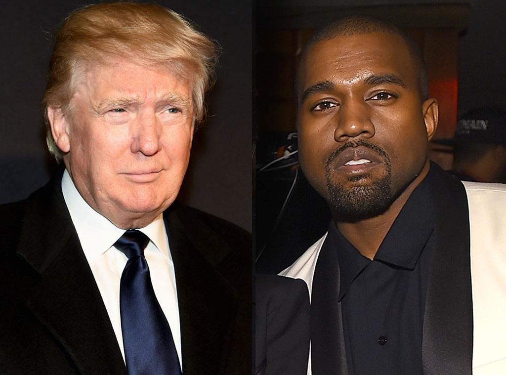 Donald Trump, Kanye West