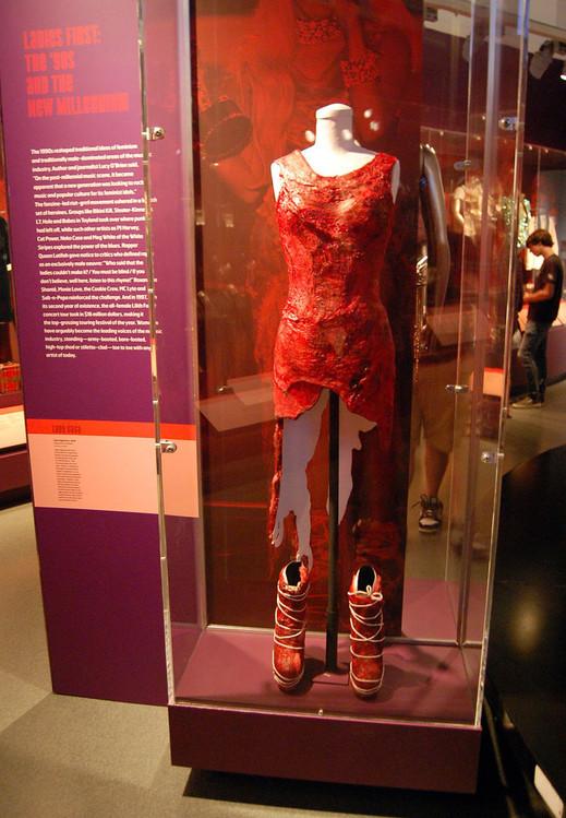 Recuerdan El Vestido De Carne De Lady Gaga Así Es Como