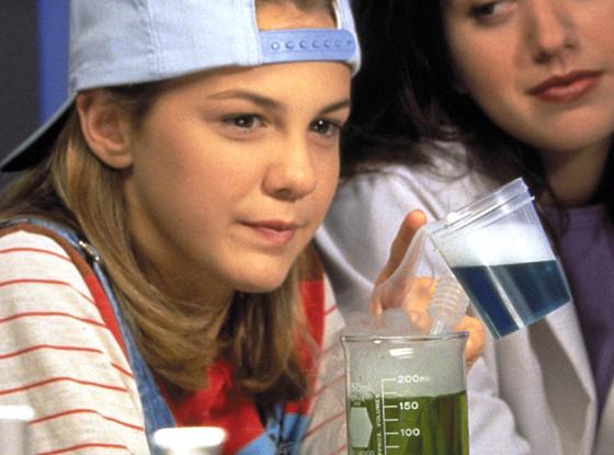 Larisa Oleynik, The Secret World of Alex Mack, '90s Forgotten Girl Crush