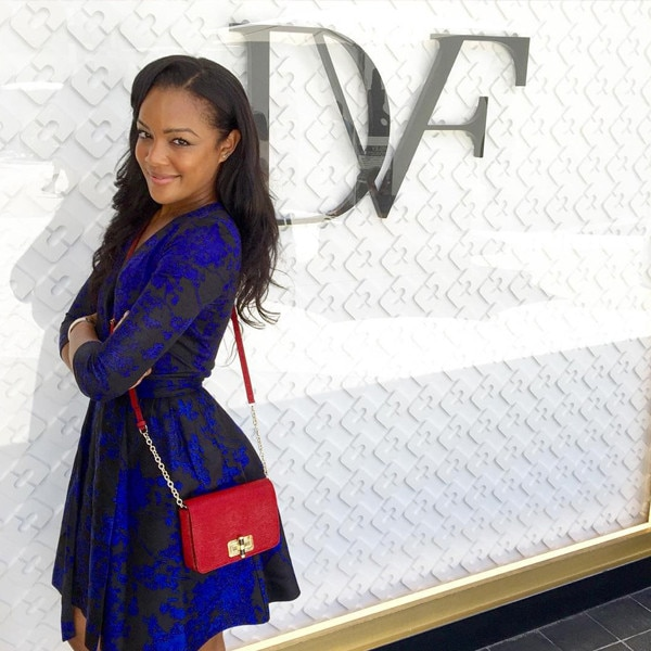 House of DVF, Britt Hampton