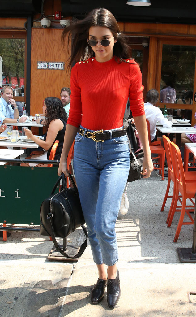 Kendall Jenner, Street Style