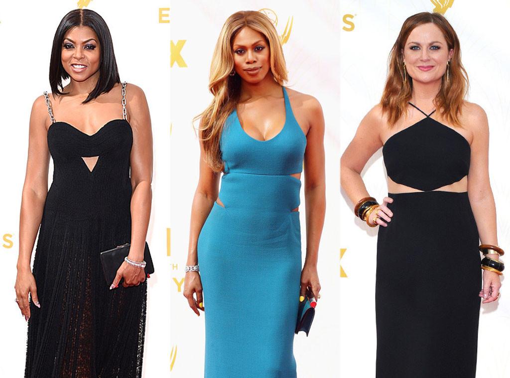 Taraji P. Henson, Laverne Cox, Amy Poehler, Emmy Awards 2015