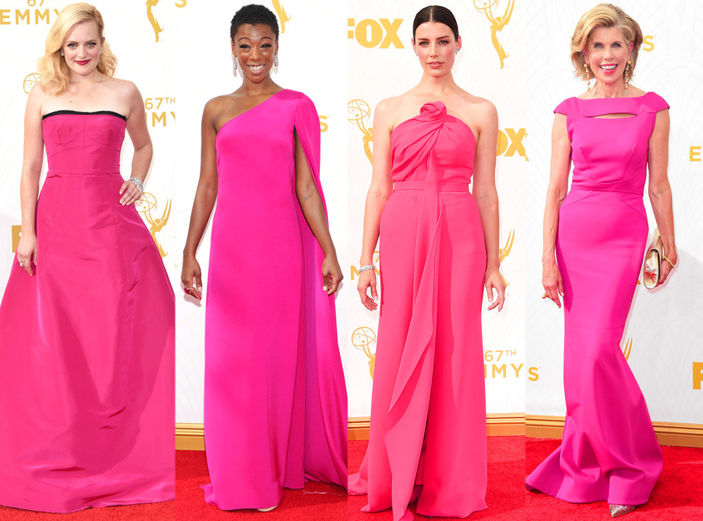 Hot Pink, Emmy Awards 2015