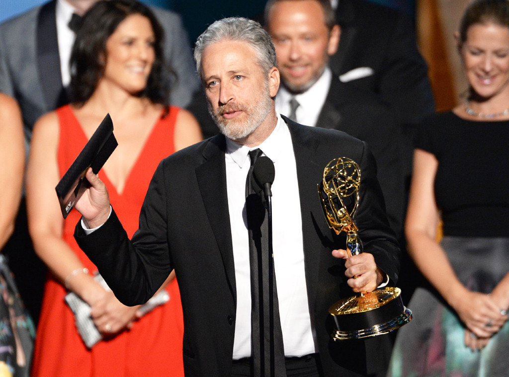 John Stewart, Emmy Awards 2015, Show