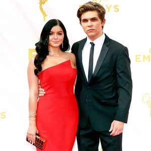 Ariel Winter, Laurent Claude Gaudette, Emmy Awards 2015