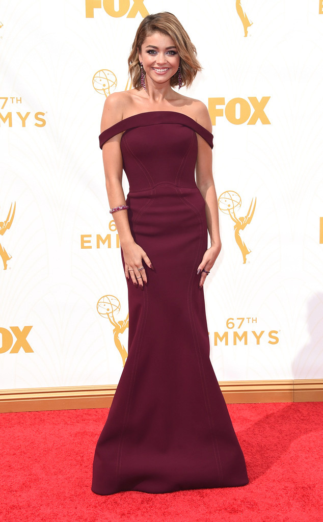 Sarah Hyland, Emmy Awards 2015