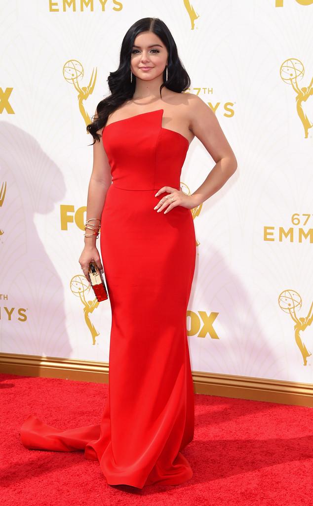 Ariel Winter, Emmy Awards 2015