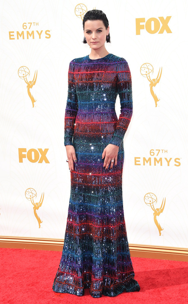 Jaimie Alexander, Emmy Awards 2015