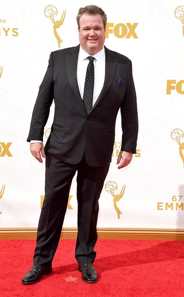 Eric Stonestreet, Emmy Awards 2015
