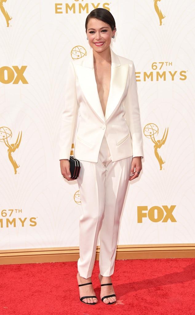 Tatiana Maslany, Emmy Awards 2015