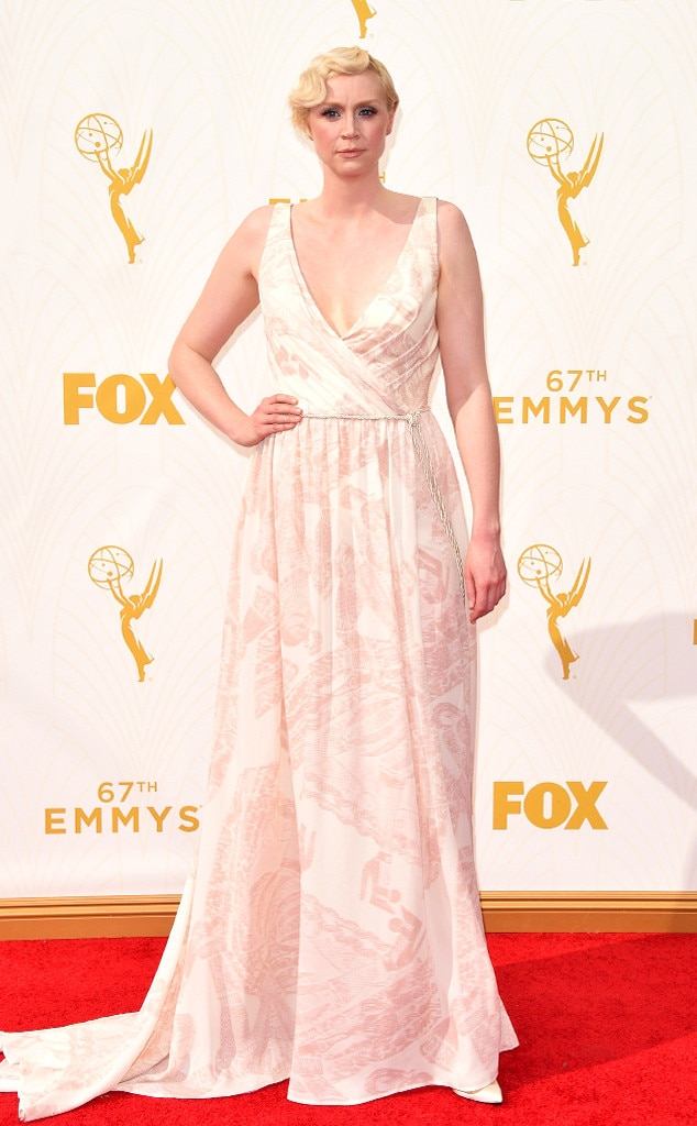 Gwendoline Christie, Emmy Awards 2015