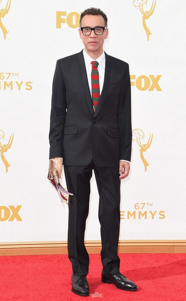 Fred Armisen, Emmy Awards 2015