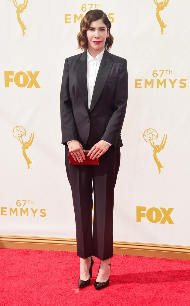 Carrie Brownstein, Emmy Awards 2015