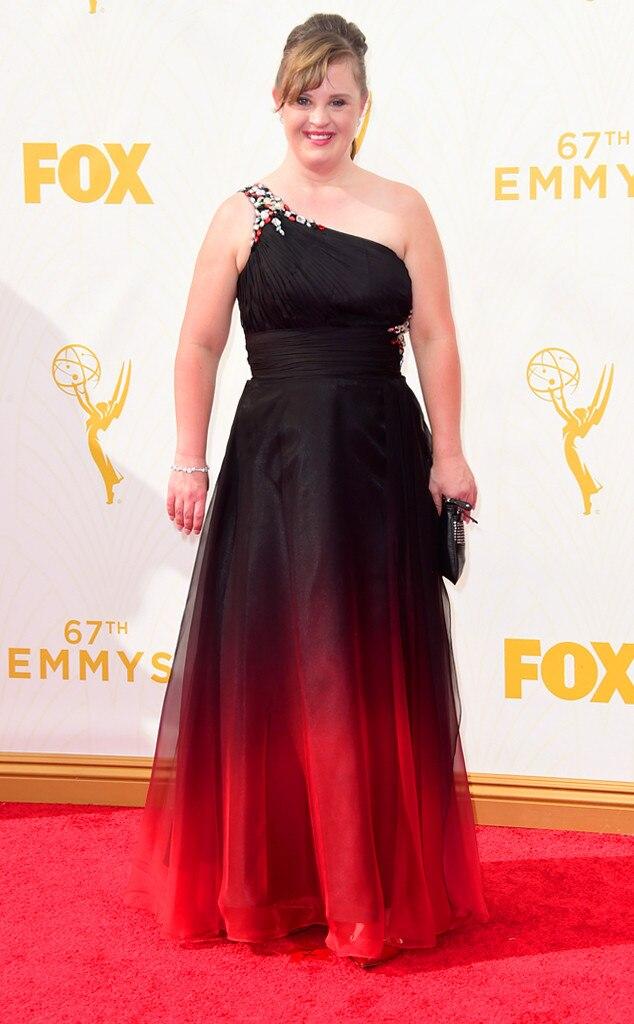 Jamie Brewer, Emmy Awards 2015