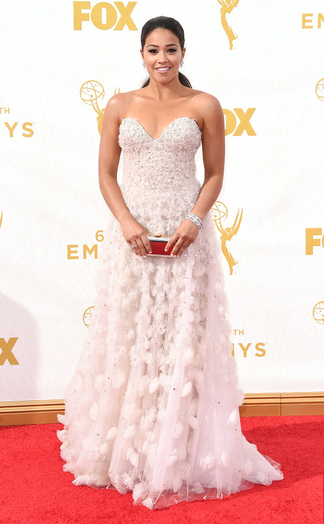 Gina Rodriguez, Emmy Awards 2015