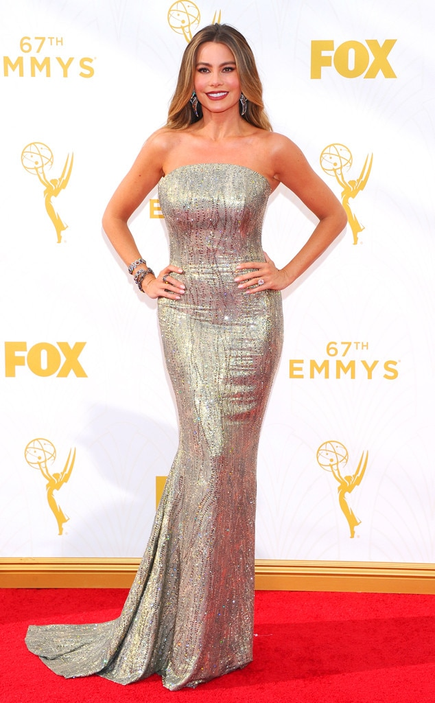 Sofía Vergara, Emmy Awards 2015