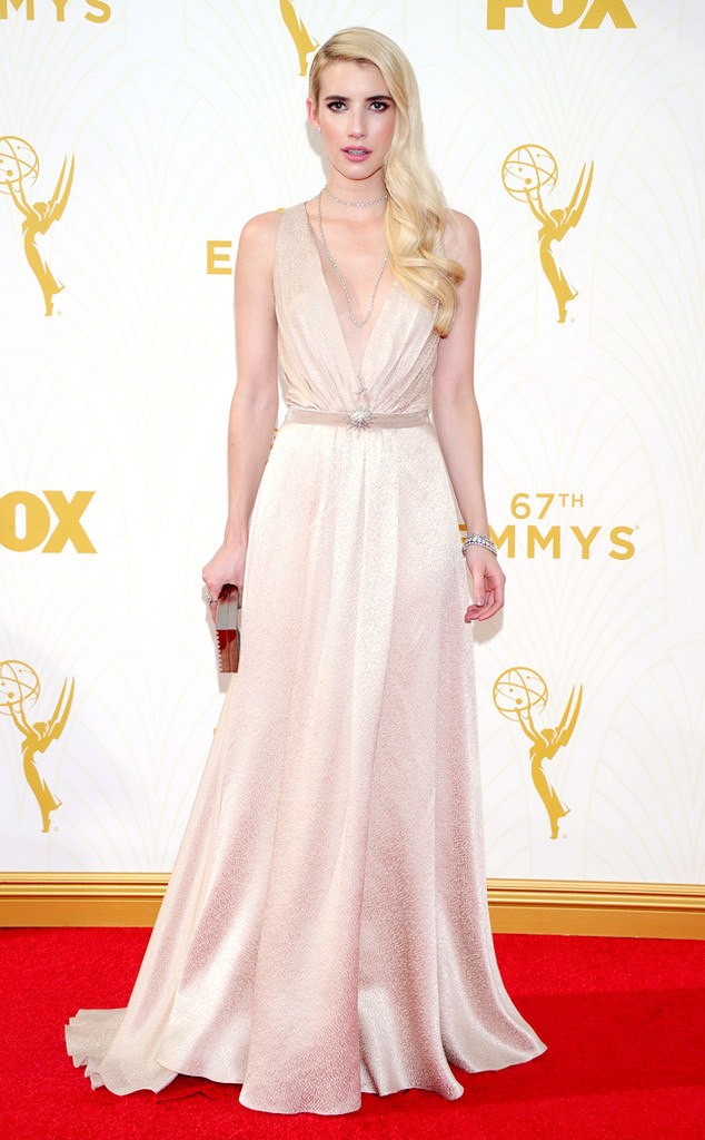 Emma Roberts, Emmy Awards 2015