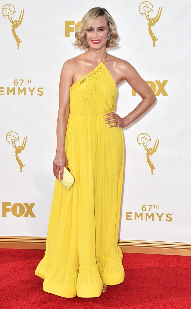 Taylor Schilling, Emmy Awards 2015