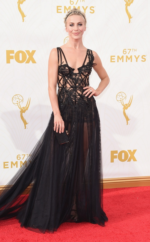 Julianne Hough, Emmy Awards 2015