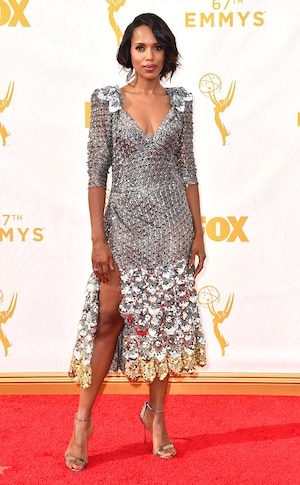 Kerry Washington, Emmy Awards 2015