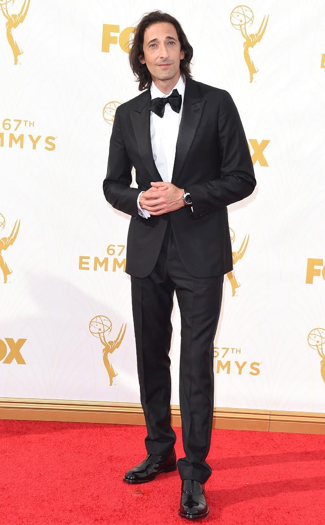 Adrien Brody, Emmy Awards 2015