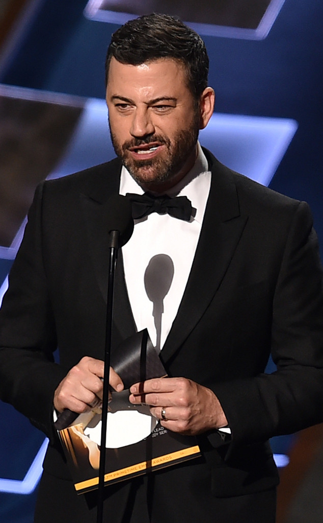 Jimmy Kimmel, Emmy Awards 2015