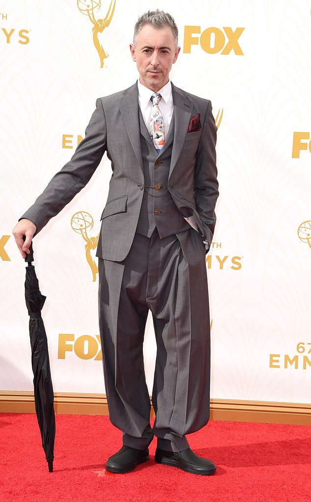 Alan Cumming, Emmy Awards 2015