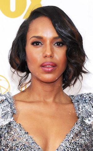 Kerry Washington, Emmy Awards 2015, Beauty