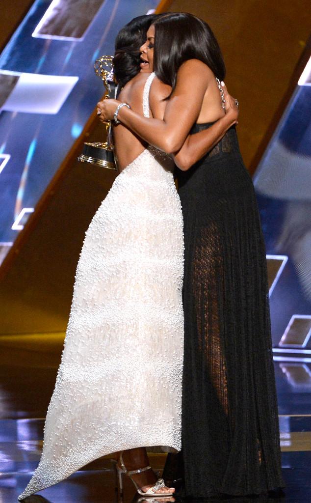Taraji P. Henson, Regina King, Emmy Awards 2015, Show